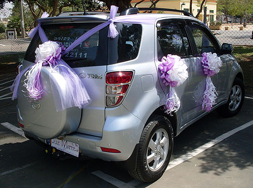 Wedding Wedding Car Cars Wedding Cars Decoration Decor Flickr