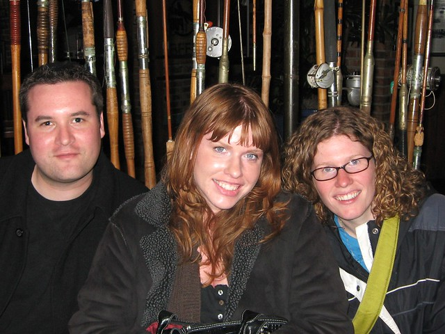 Matt, Kristen and Amy