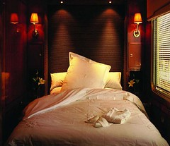 Blue Train (South Africa) -  De luxe cabin   by Train Chartering & Private Rail Cars