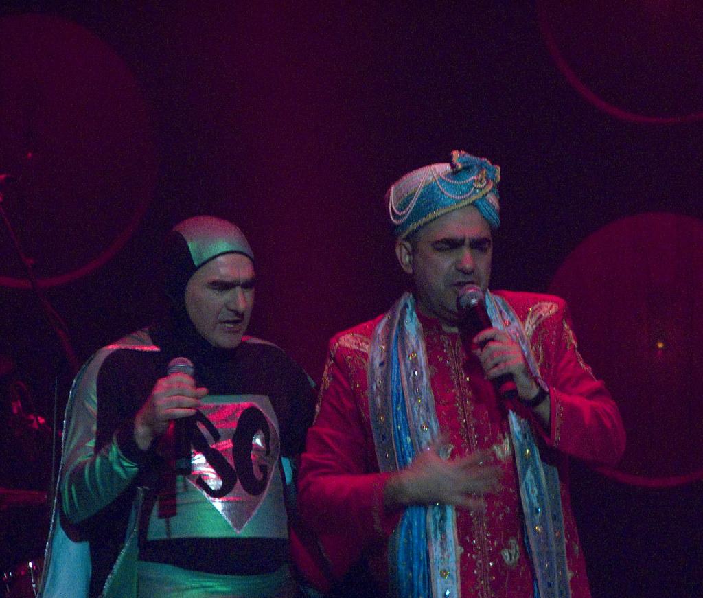 Elio e le Storie Tese - Teatro Toniolo, Mestre (VE) - 28 gennaio 2010
