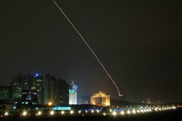 Zhuhai - Night Flight