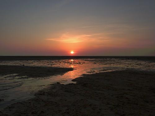Sunset On Beach 5 (17/04/2010)