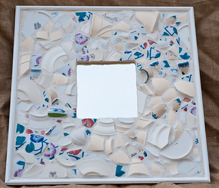 Toddlers - Mosaic Tile Creation