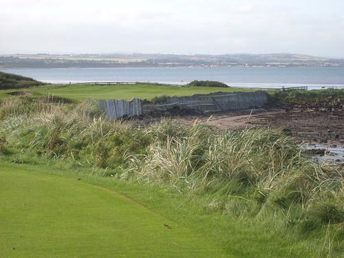"""""""Gosford Bay"""" Kilspindie Golf Club"""