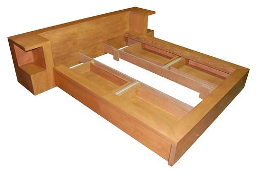 Hitoshi Abe Bed   by urbanwoods123