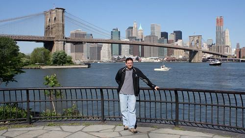 Brooklyn Bridge / South Side w/ me 1 | by J.P.'s Photos