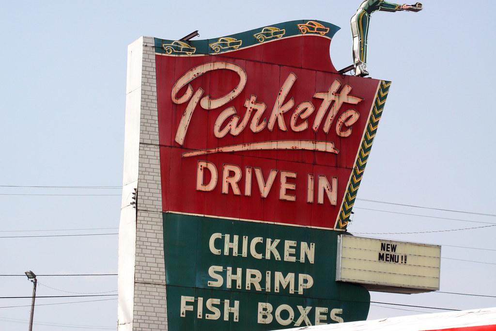 Parkette Drive-In