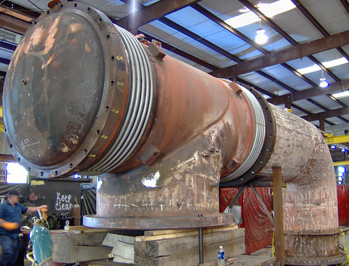 "Refurbishment of the Second of Two 54"" Pressure Balanced Elbow Turbine Crossover Expansion Joints for a Power Generation Plant"