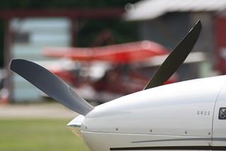 2008 Cirrus SR22 N459CP