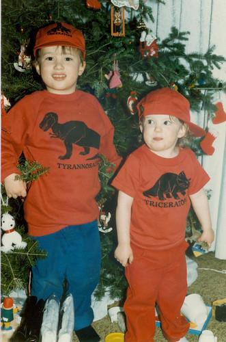 Favorite dinosaurs