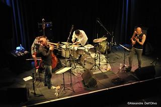 Samuel Blaser Quartet @ Moods_DSC4210 | by achrntatrps