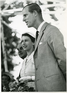 Prince Philip, Duke of Edinburgh, Cambridge, Waikato (January 1 1954)