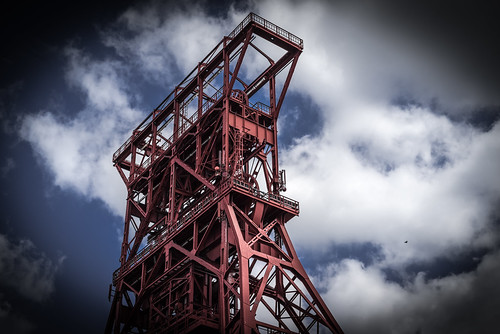 one Day in Gelsenkirchen: coal and Steel, Mining V | by x1klima