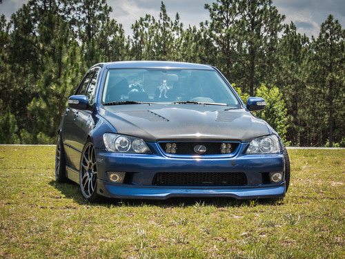 IS300 Front End | by gold94corolla