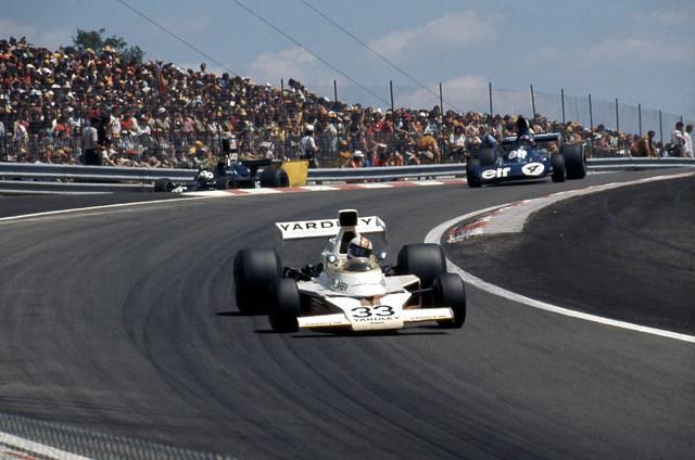 1974 - F1 - Mike Hailwood - Mclaren (25)
