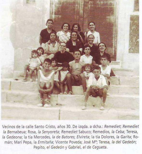 (Año 1930) - ElCristo - Fotografias Historicas - (01)