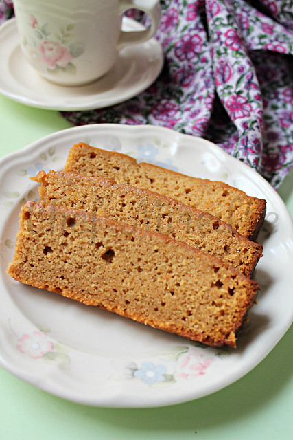 Sweet Potato Millet Bread -edit