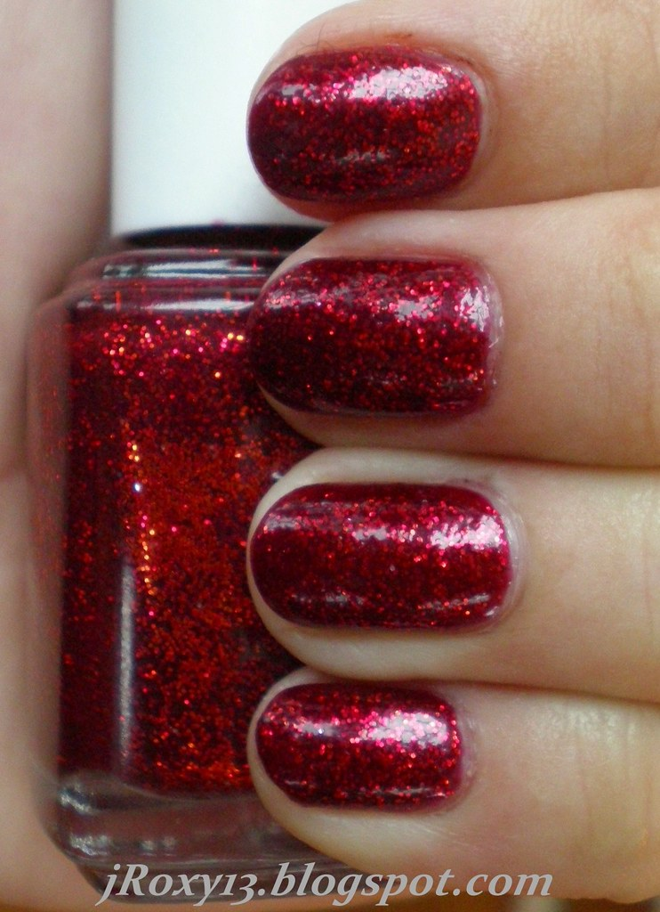 Essie Ruby Slippers | by jRoxy13 Essie Ruby Slippers | by jRoxy13