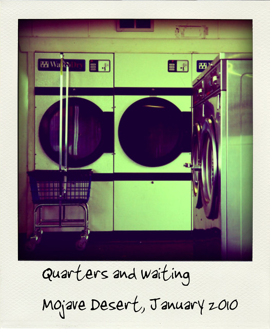 quarters and waiting