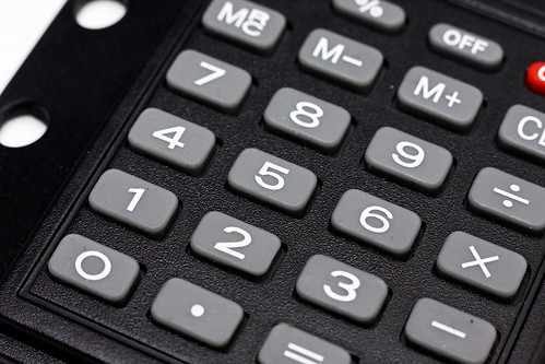Gray electronic calculator buttons | by Horia Varlan