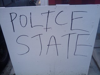 Police state | by abraham.williams