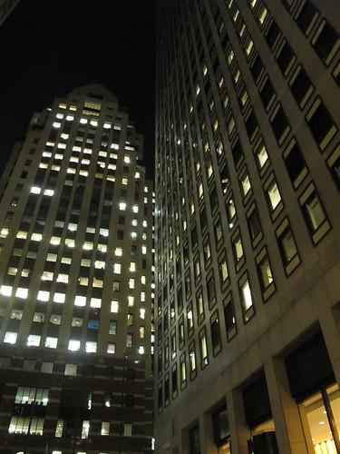 Skyscrapers of San Francisco   by AdamChandler86