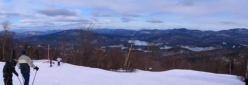 sky lake snow mountains dave clouds skiing maine panoramic oskar lightpoles picnik nightskiing sweeper hugin southpond lockemills mtabram