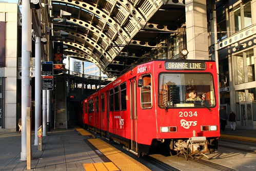 [ SDMTS  ] Red Trolley ORANGE Line   by Prayitno / Thank you for (12 millions +) view