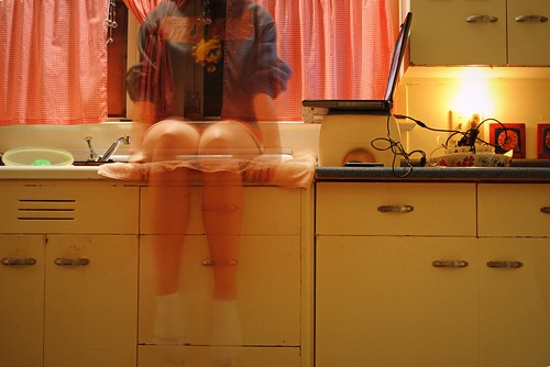 I Sit on Countertops.