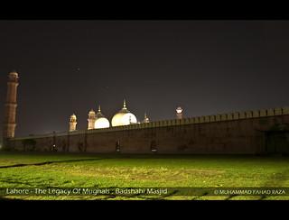Badshahi Masjid - High Key | by Muhammad Fahad Raza