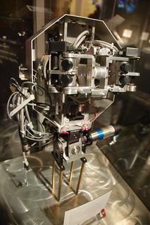 MIT Museum: Cog robot's face | by Chris Devers