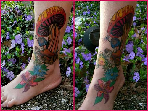 Forest Floor Tattoo #Forest Floor Tattoo