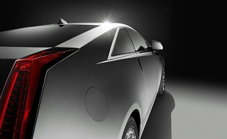 2011 Cadillac CTS Coupe - taillight   by KurtRodgers
