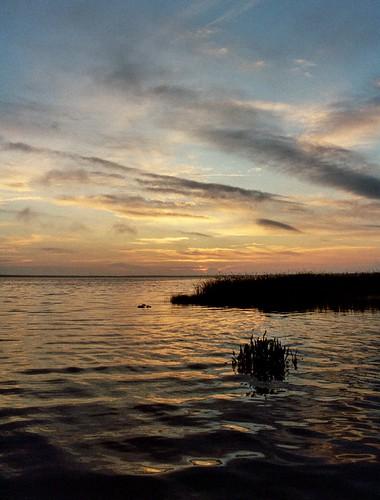 water clouds sunrise florida lakes polkcounty lakewalkinwater