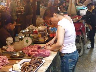 Preparing the meat | by In Vinnie Veritas