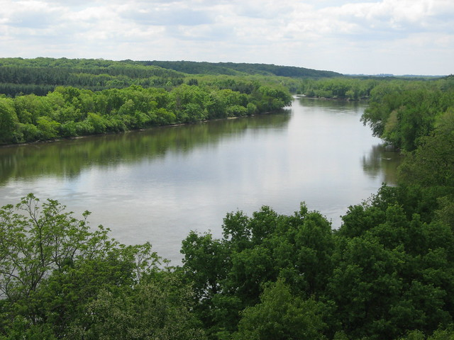 Rock River from the Castle Rock