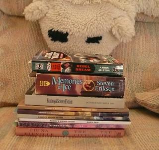 2010 05 04 Books I'm Reading