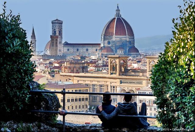 Viale Michelangiolo - Firenze