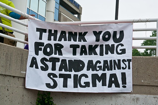 Thank You for Taking a Stand Against Stigma! Sign Stamp Out Stigma Grand Rapids May 22, 201011 | by stevendepolo