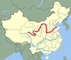 Huang He River Huneycuttaddison Flickr