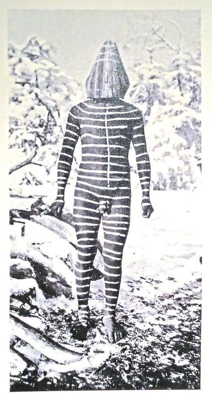 Patagonian dress II