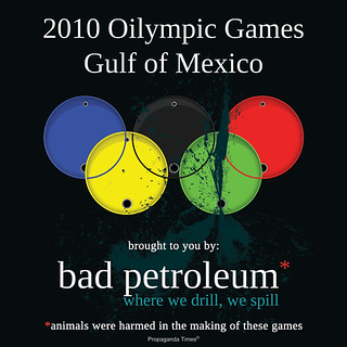 2010 Oilympic Games – Gulf of Mexico