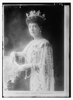 Her majesty Queen Alexandra  (LOC)