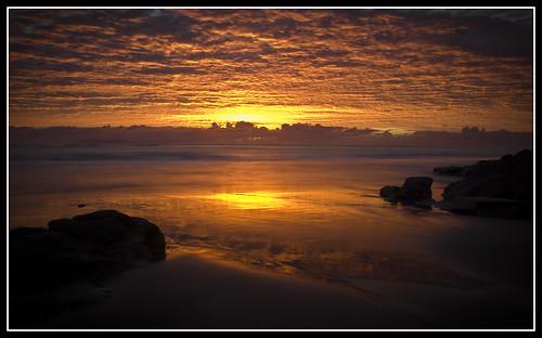 morning newzealand sky beach water canon 350d nz waihi flickraward5
