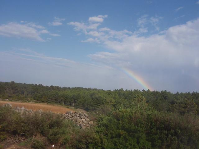 Medio arco iris