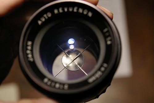 Mirror Lens Fake