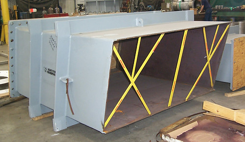 """47 ¼"""" I.D. Universal Expansion Joint With SB-443 Round Corners Bellows"""