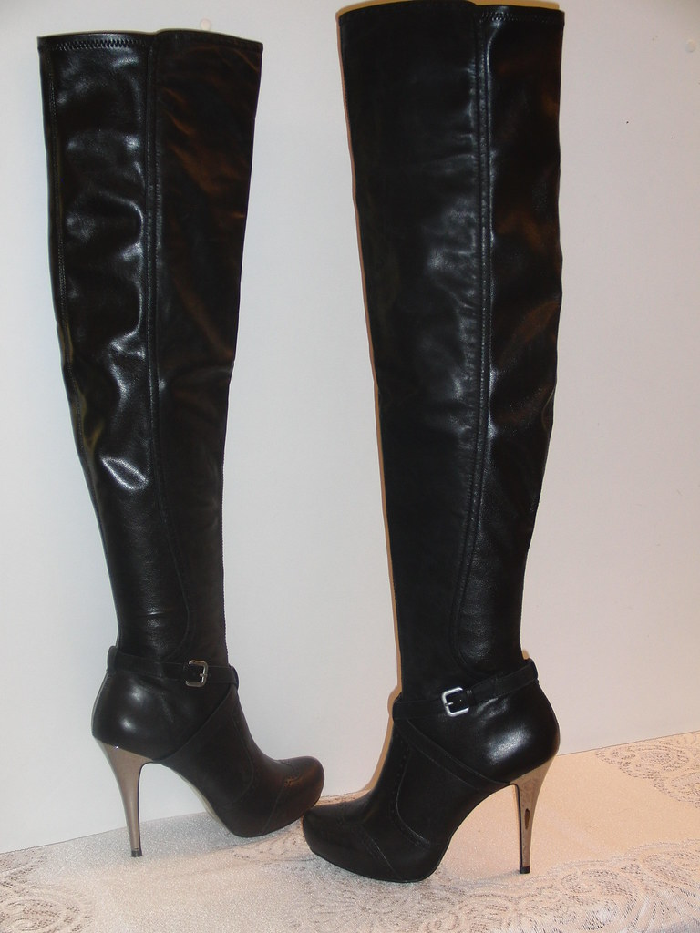 River Island Thigh High Boots Secretodeamor1 Flickr