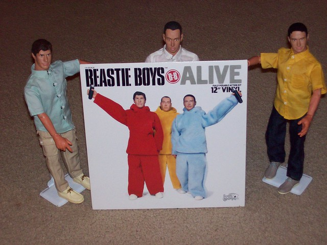 Beastie Boys Dolls
