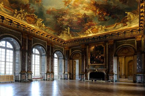 Le salon d'Hercule